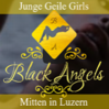 Black Angels Meggen logo